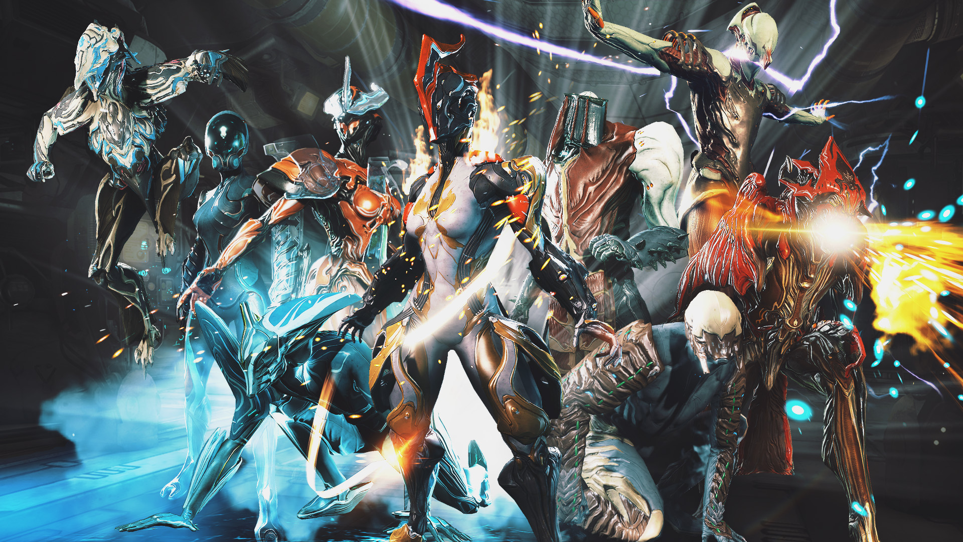 Warframe Tier List - which Frame is right for you? | GamesRadar+