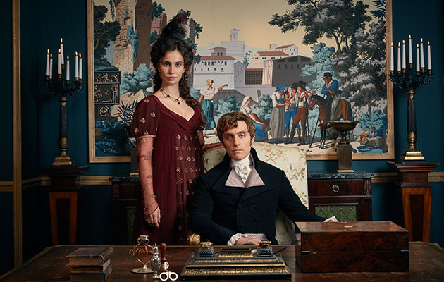 Poldark's Jack Farthing: 'George is more powerful than ever!'