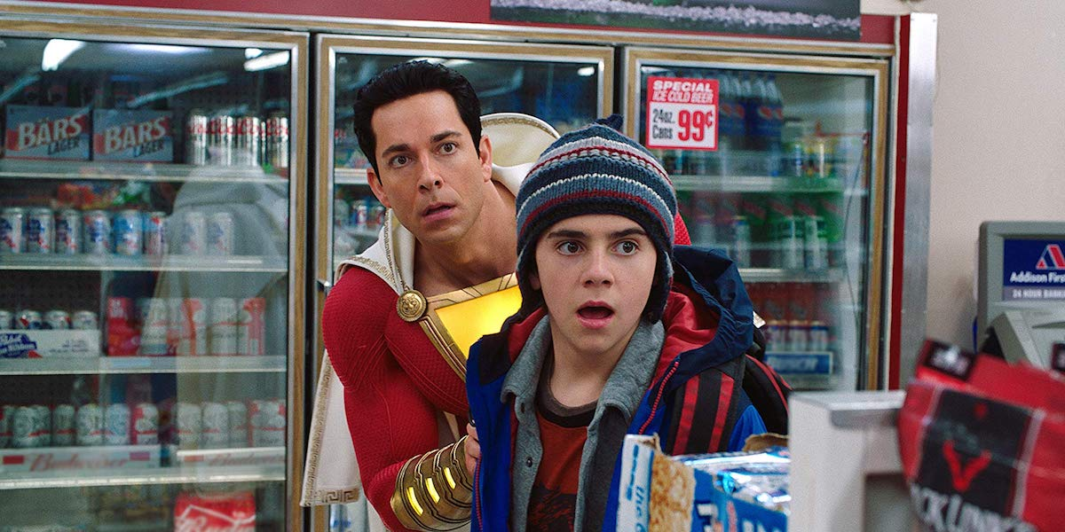 Shazam! Star Zachary Levi Drops F-Bomb About The Movie's Box Office Performance