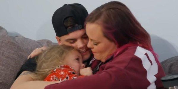 Tyler and Catelynn Teen Mom OG MTV