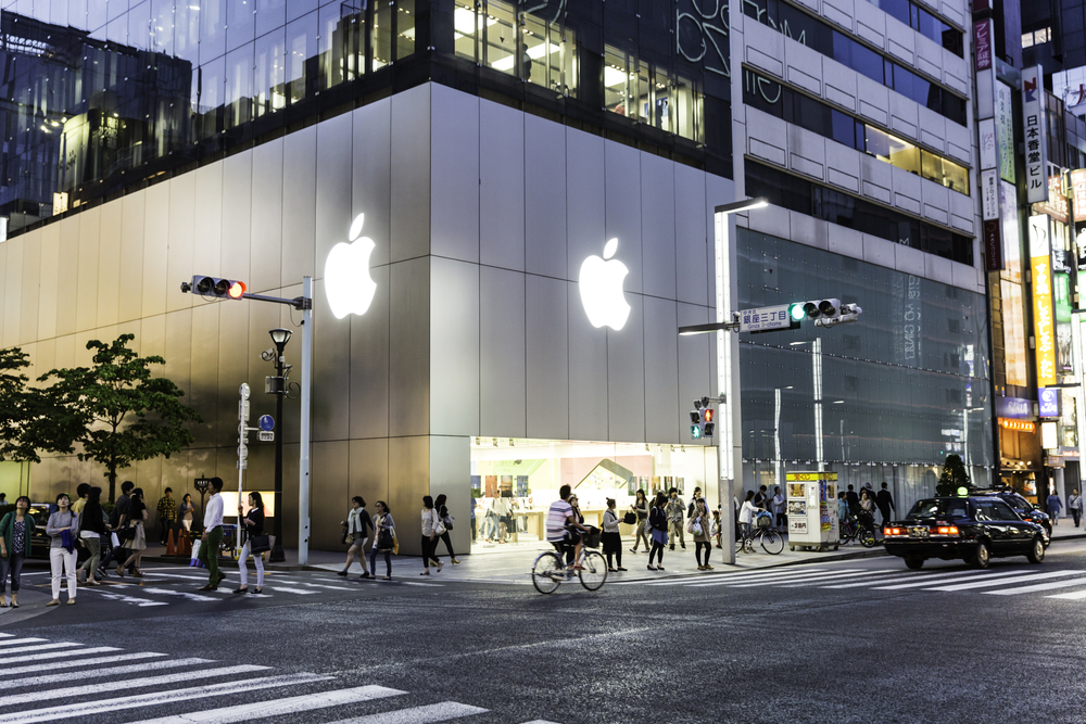 Apple regains spot as top US tech company