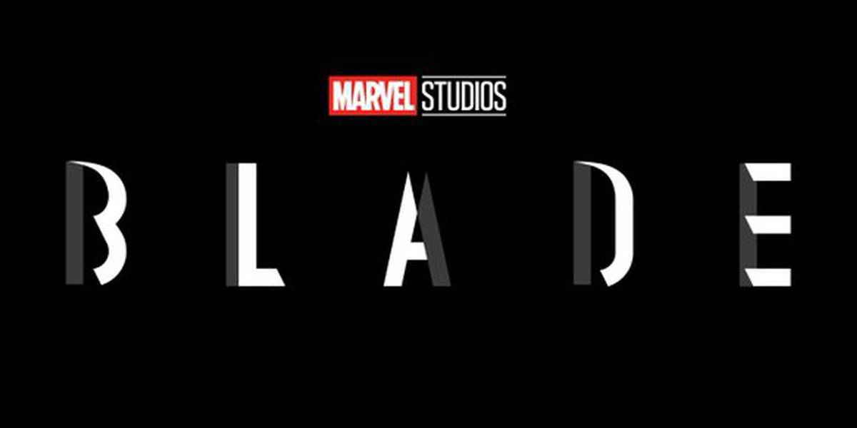 Marvel Studios' Blade logo