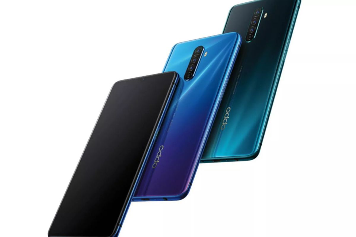 Oppo Reno Ace 2 looks like the ultimate Samsung Galaxy S20 Ultra killer