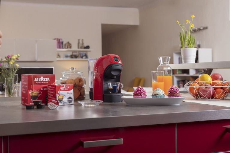 Lavazza Tiny - Real Homes review