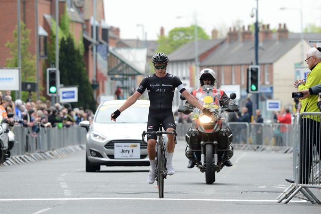 Tom Moses wins Rutland-Melton CiCLE Classic 2014