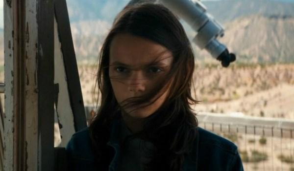 Laura (X-23) in Logan