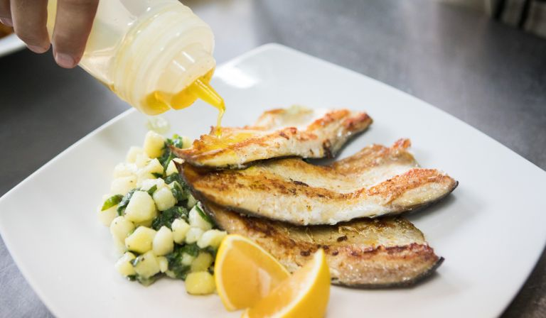 Mackerel fillets, with all the benefits of fish oil