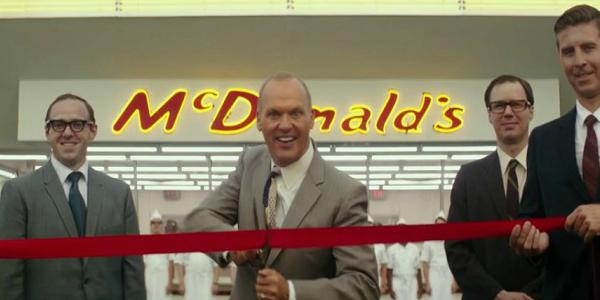 Michael Keaton The Founder