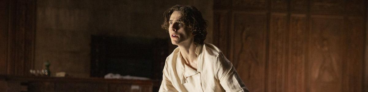 Paul Atreides (Timothee Chalamet) in Dune