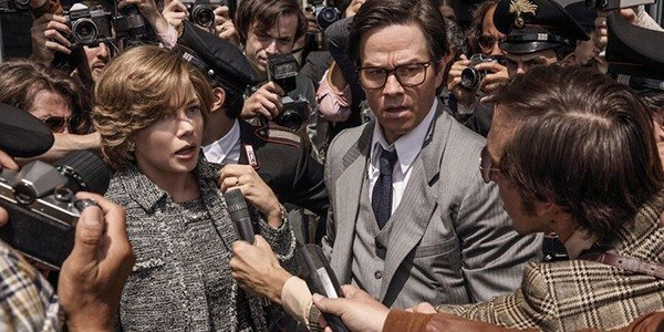 Michelle Williams and Mark Wahlberg All the Money in the World