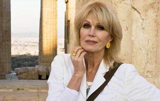 'Joanna Lumley's Postcards' TV Series - Apr 2017