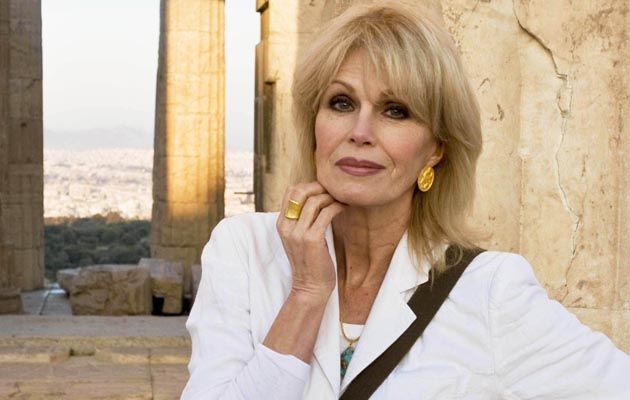 'Joanna Lumley's Postcards' TV Series - Apr 2017