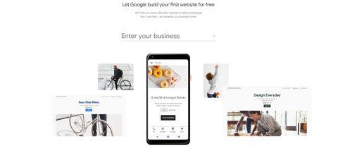 Google Website Builder Review