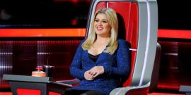 Why The Voice's Kelly Clarkson Has Actually 'Enjoyed' Filming The Show With COVID Rules In Place
