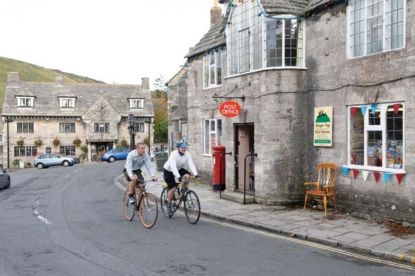 Cycling Active Enid Blyton ride, Dorset