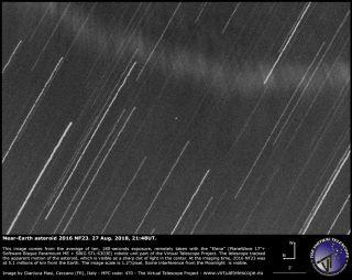 Near-Earth Asteroid 2016 NF23