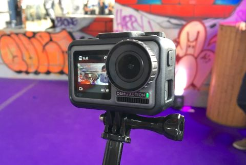 DJI Osmo Action Review: A Worthy GoPro Challenger | Tom's Guide