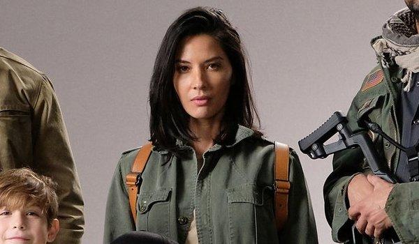 The Predator Olivia Munn