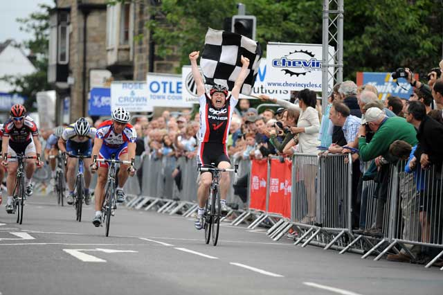 Giles Pidcock, Otley Town Centre Grand Prix 2009
