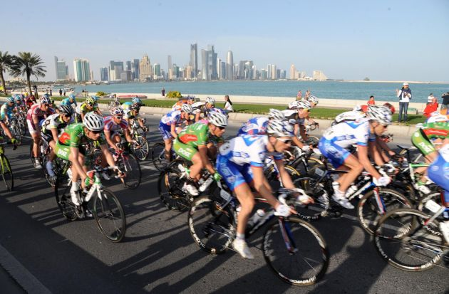 Tour of Qatar 2011 stage five