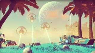 games, no man's sky, hello games, PS4, Xbox One, Coming Soon, delayed, release, trolls
