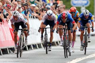 Hayter beats Alaphilippe to second place