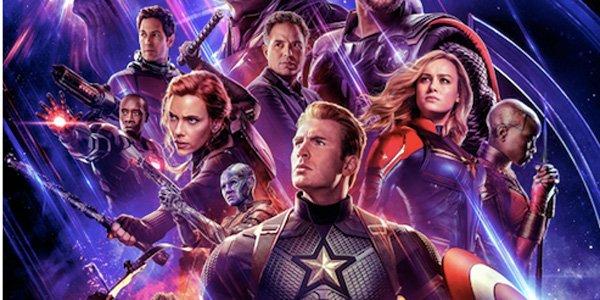 avengers: endgame official poster 2019