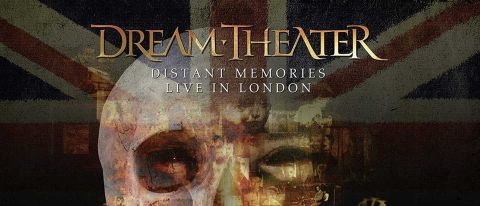 Dream Theater Distant Memories: Live In London