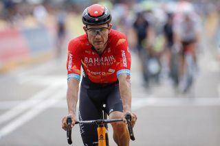 Benelux Tour 2021 - 17th Edition - 3rd stage Essen - Hoogerheide 168,3 km - 01/09/2021 - Heinrich Haussler (AUS - Bahrain Victorious) - photo Tim Van Wichelen/CV/BettiniPhoto©2021