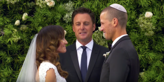 the bachelor chris harrison marrying bachelor couple abc