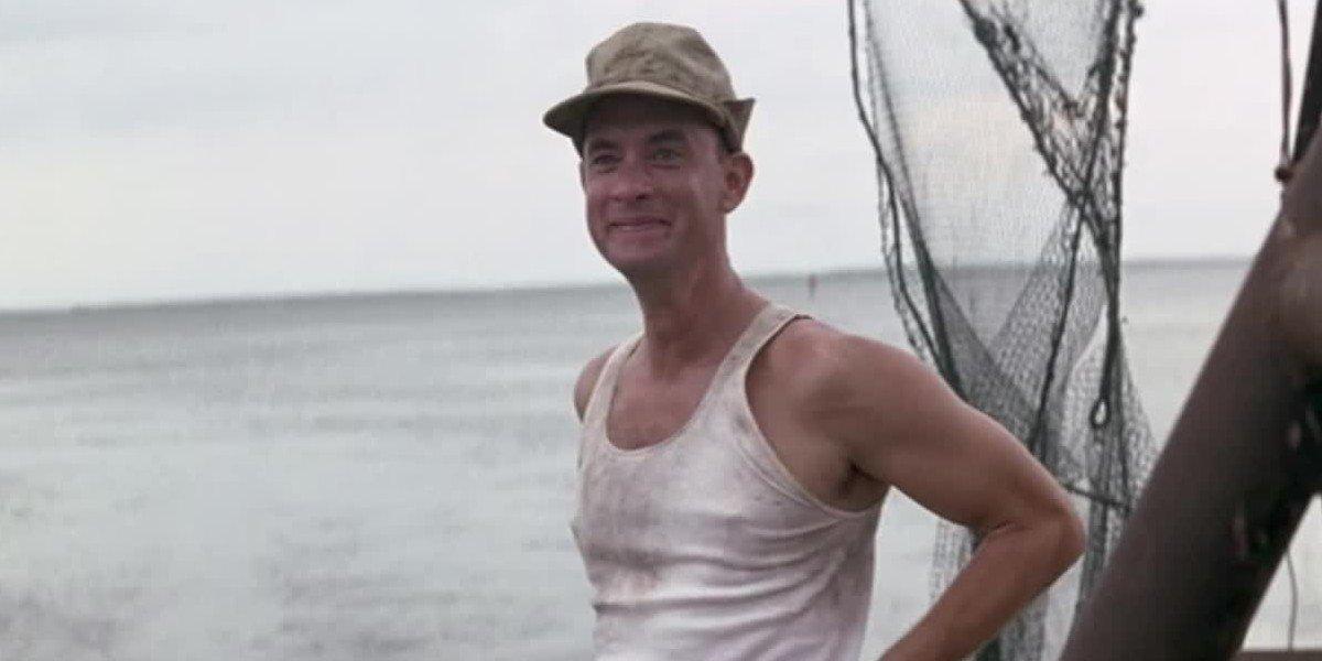 Tom Hanks as Forrest Gump (1994)