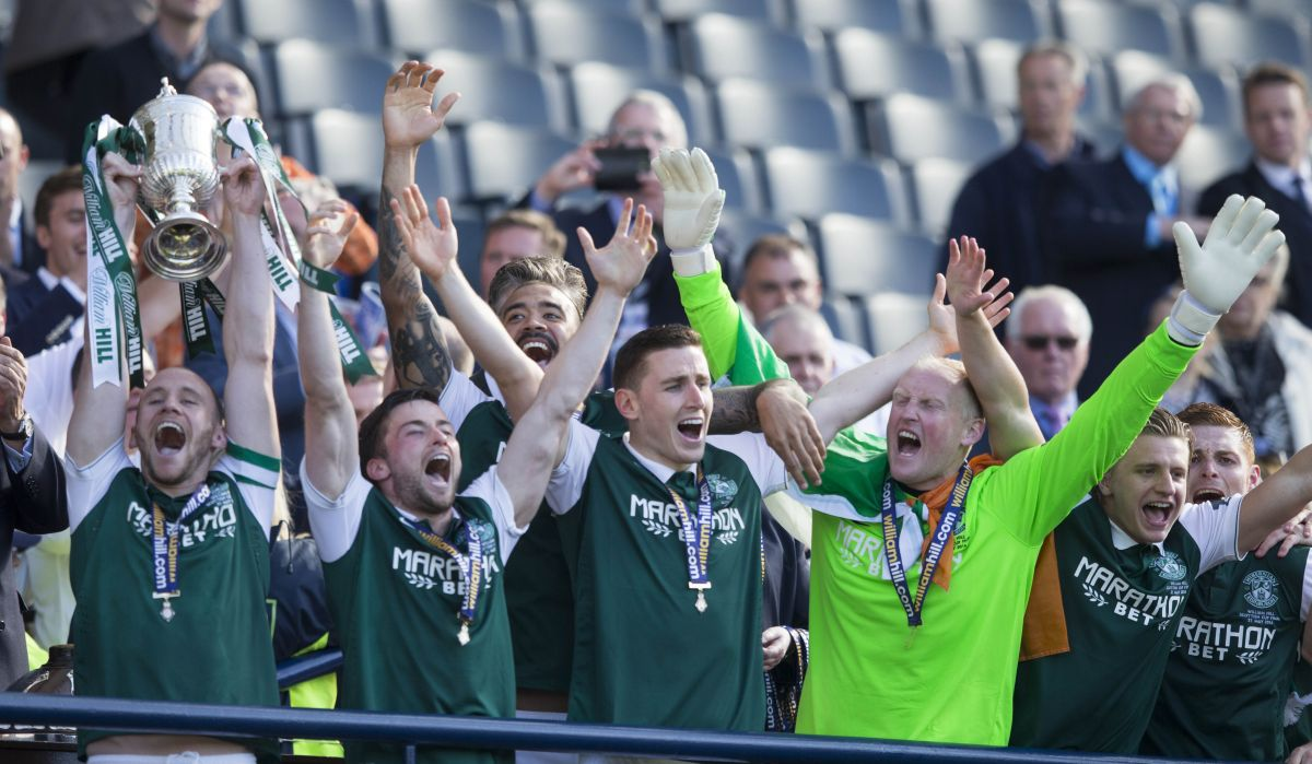 Jack Ross urges Hibs players to earn place in club's folklore