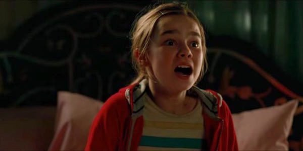 Maisie Lockwood in Jurassic World: Fallen Kingdom