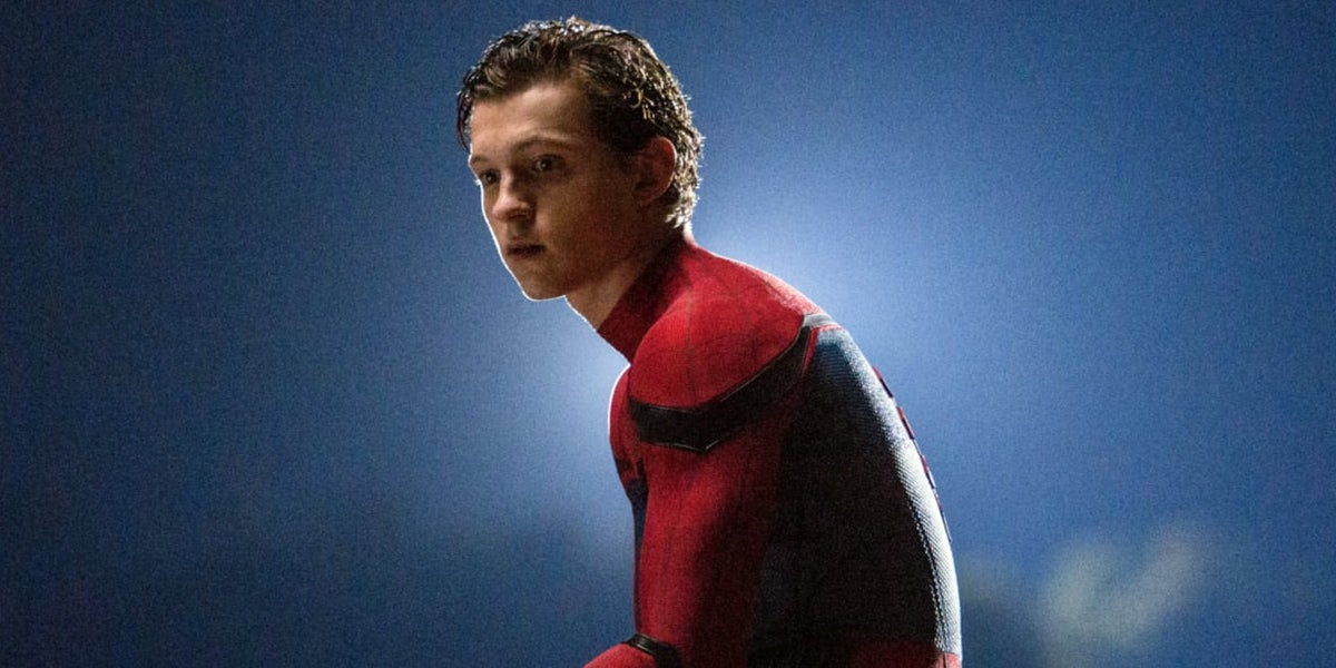 Tom Holland's Emotional Message To Spider-Man Fans From The D23 Stage