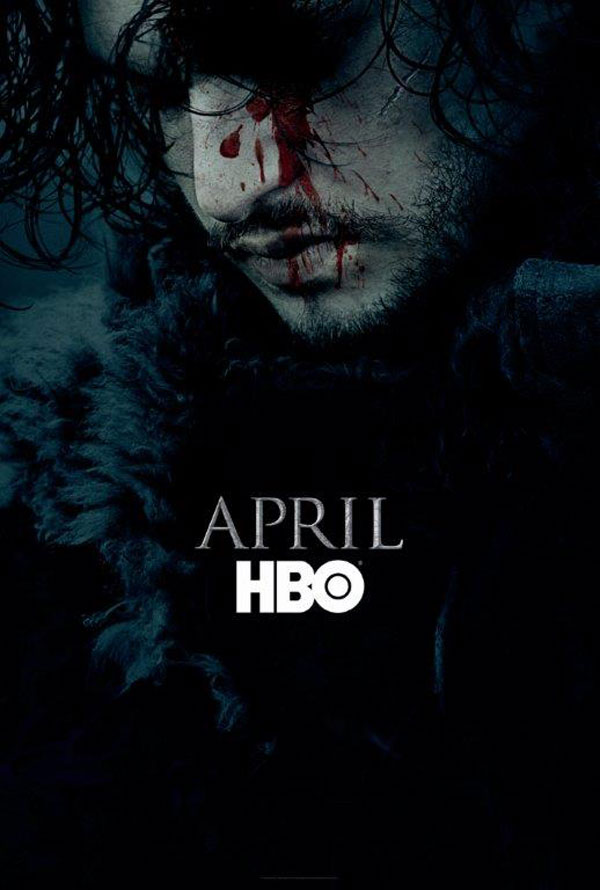 Game Of Thrones Season 6 Poster Just Answered The Jon Snow Question