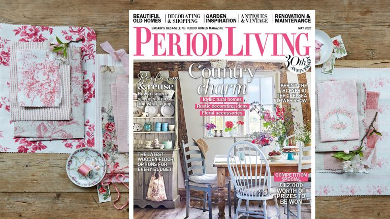Period Living May 20 promo