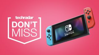 Hot Nintendo Switch Black Friday Deals Coming Up And Today S Best Prices Techradar