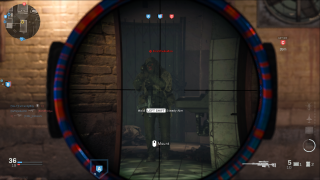 How to quickscope in Modern Warfare