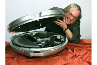British Planetary Scientist Colin Pillinger