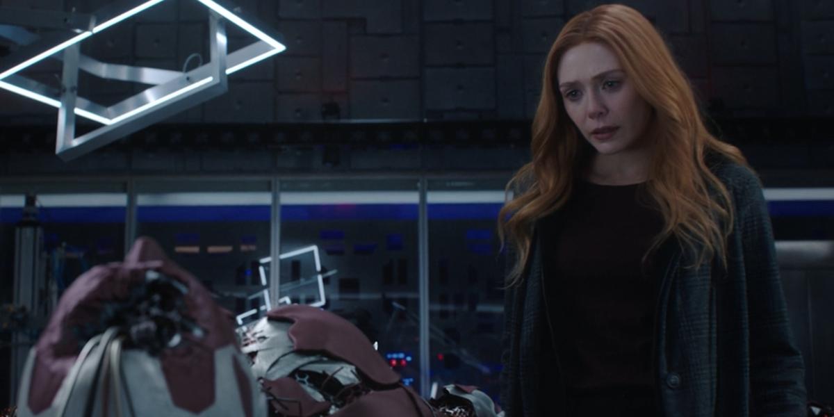 Wanda and the corpse