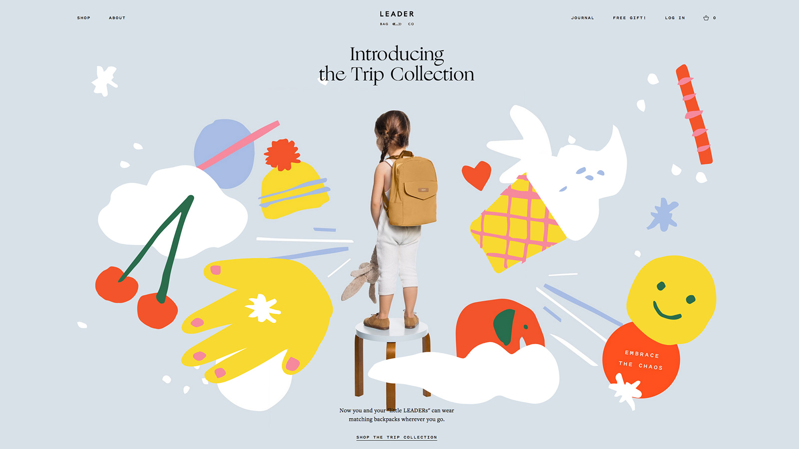 Inspiring ecommerce website designs in 2019 | Creative Bloq