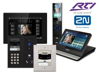 RTI Announces Integration with 2N IP Video Intercom Door Stations