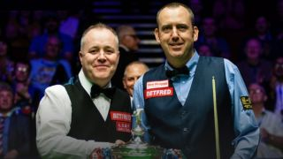 Live stream Snooker World Championship final featuring John Higgins and Mark Williams