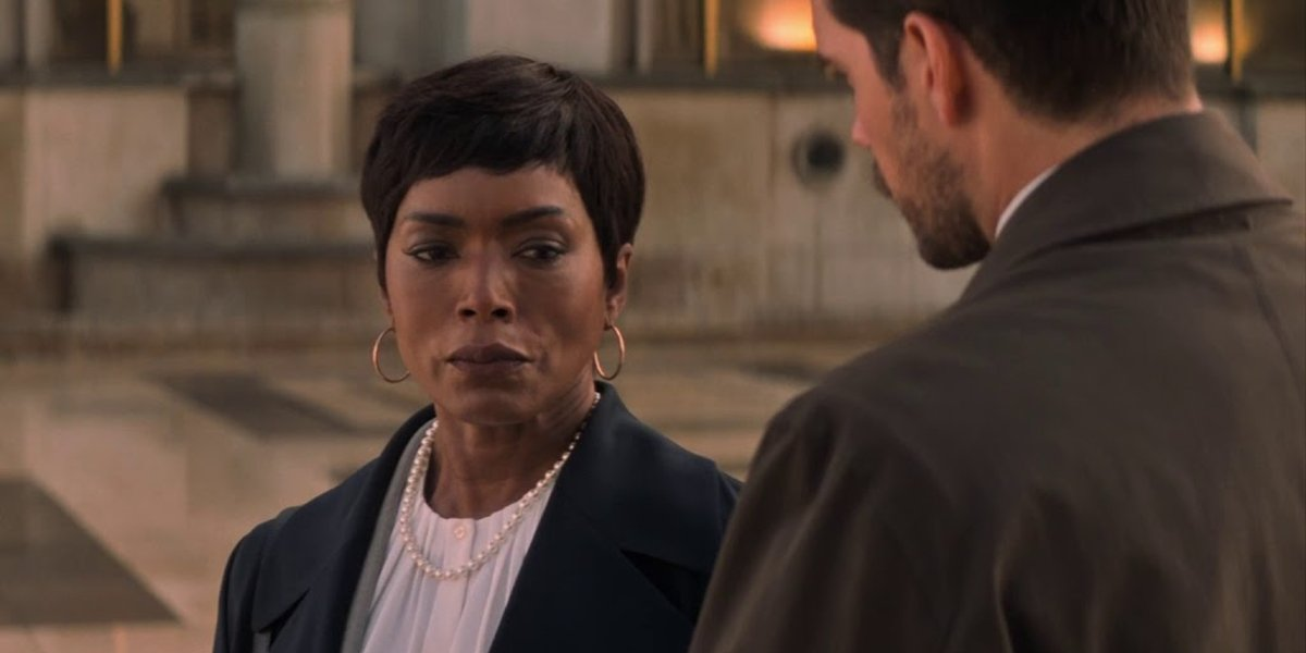 Angela Bassett in Mission: Impossible - Fallout