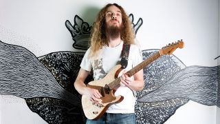 Past Guitarist of the Year winner Guthrie Govan