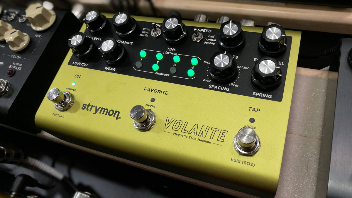 The best new effects pedals of NAMM 2019 | MusicRadar