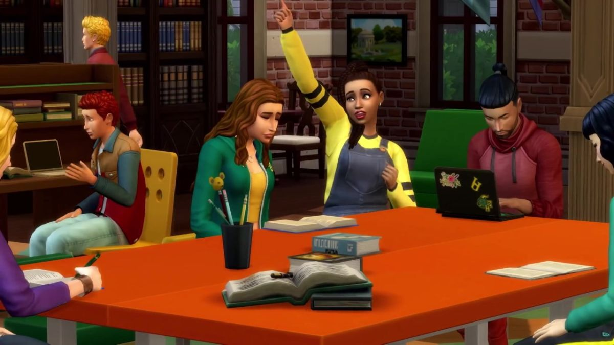 The Sims 4 Discover University trailer packs 4 years of bad decisions into less than two minutes