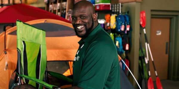 Shaq in the MCU, Image from the movie Blended.
