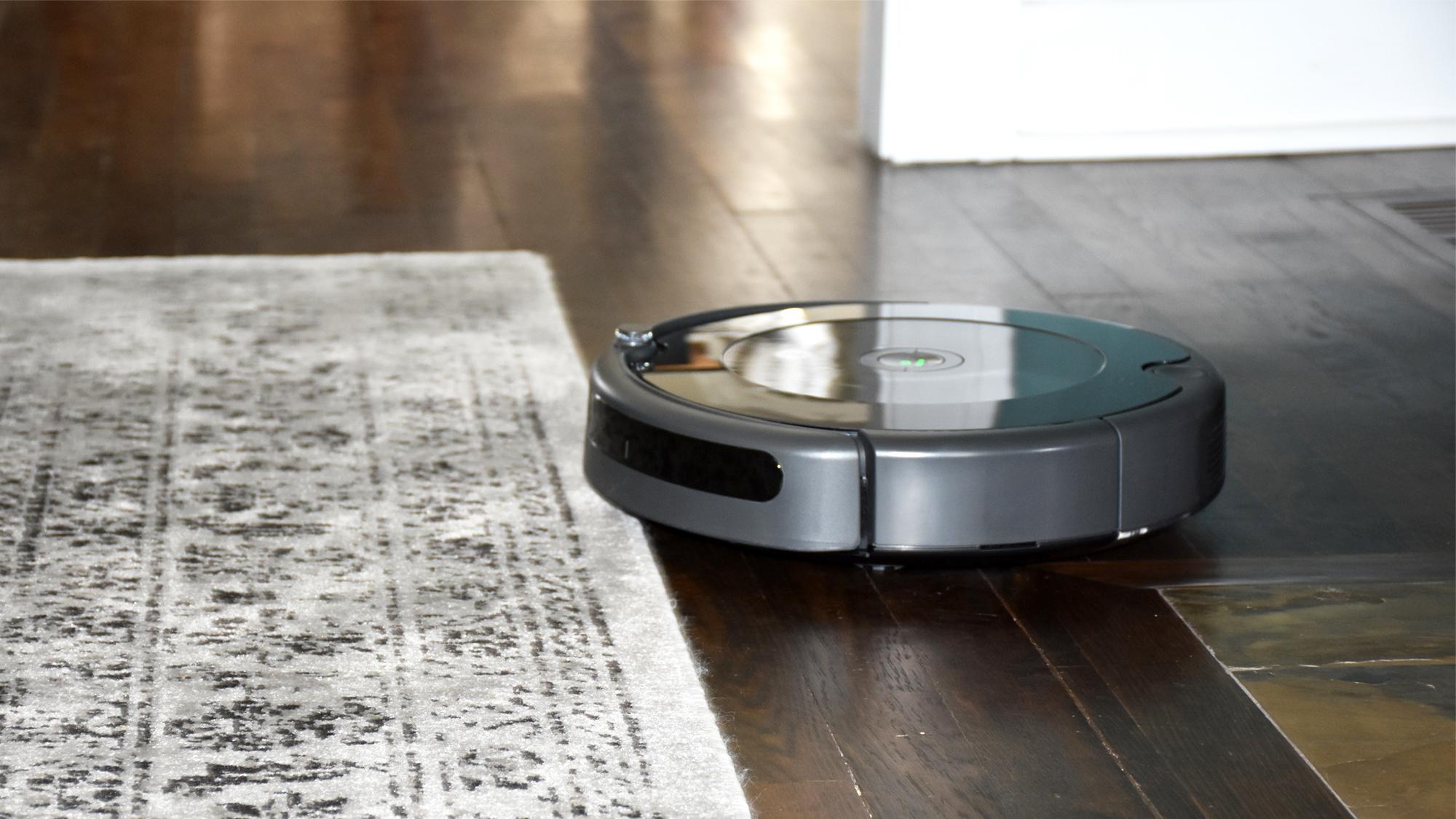 iRobot Roomba 694 robot vacuum review | Tom's Guide