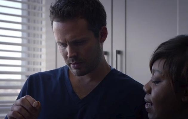 Ollie Propose Holby